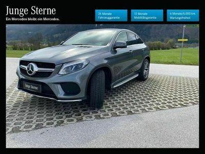 gebraucht Mercedes GLE350 d 4MATIC Coupé Classic
