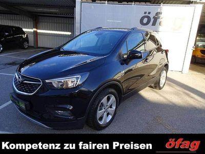 gebraucht Opel Mokka X 1,4 Turbo Ecotec Edition Start/Stop System SUV / Geländewagen