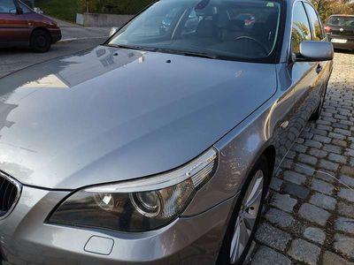 gebraucht BMW 530 5er-Reihe d Automatik ÖAMTC Pickerl Limousine
