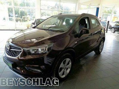 gebraucht Opel Mokka X 1.6 CDTI Edition Start/Stop System KlimaBremsass Sitzh. PDC