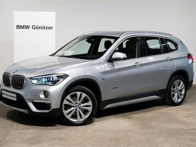gebraucht BMW X1 xDrive18d xLine Aut. SUV / Geländewagen