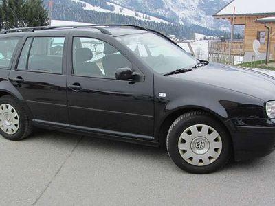 gebraucht VW Golf IV Kombi Klein-/ Kompaktwagen