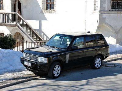 gebraucht Land Rover Range Rover 4.2 V8 S/C SUV / Geländewagen