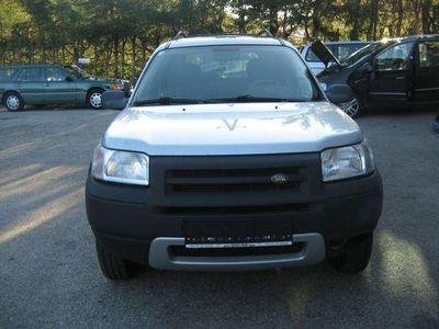 gebraucht Land Rover Freelander Softback 2,0 Td4 Aut.