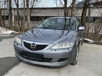 gebraucht Mazda 6 2.0 Sport CD
