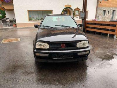 gebraucht VW Golf III Limousine