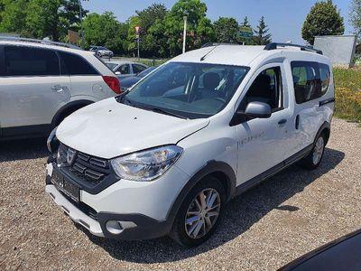 gebraucht Dacia Dokker Stepway Sensation TCe 115 S&S** UNFALL** Kombi / Family Van,