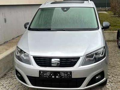 gebraucht Seat Alhambra 1.4 TSI FR Line Kombi / Family Van