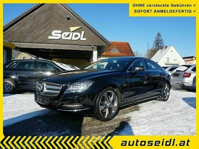 gebraucht Mercedes CLS350 CDI BlueEfficiency Aut. DPF *LED+NAVI+LEDER*, 265 PS, 4 Türen, Automatik