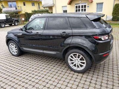 gebraucht Land Rover Range Rover evoque Pure Tech 2,2 SD4 Aut.