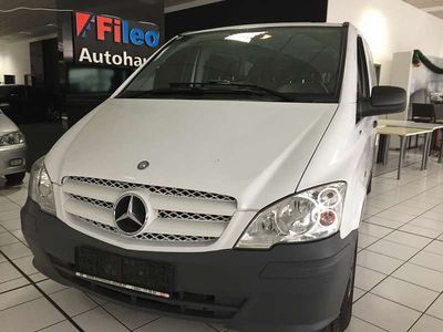 brugt Mercedes Vito 639 Kombi / Family Van,