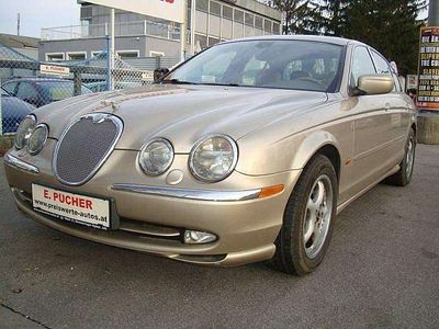 gebraucht Jaguar S-Type 4,0 V8