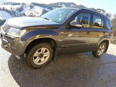 gebraucht Suzuki Grand Vitara VitaraSpezial DDIS SUV / Geländewagen