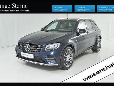 gebraucht Mercedes GLC43 AMG AMG 4MATI