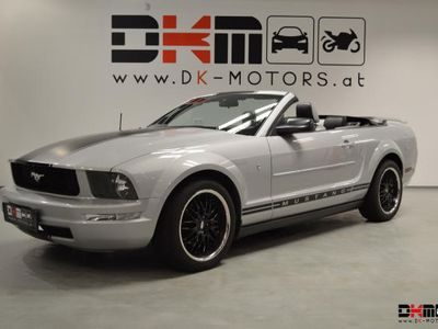 gebraucht Ford Mustang MustangCabrio 4.0L V6 Automatik