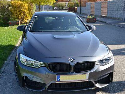 gebraucht BMW M4 4er-ReiheCoupe DKG, UNFALLFREI Sportwagen / Coupé