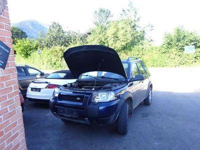 gebraucht Land Rover Freelander Station Wagon 2,0 Td4 S