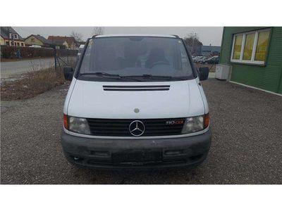 gebraucht Mercedes Vito 110 D Kombi CDI