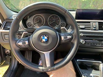 gebraucht BMW 325 3er-Reihe F30 d M Lenkrad Limousine,