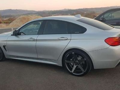 gebraucht BMW 430 Gran Coupé 4er-Reihe d xd Individual M-Sportpaket Sportwagen / Coupé