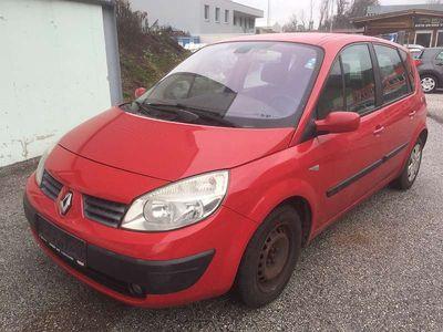 gebraucht Renault Scénic Authentique Komfort 1,5 dCi Kombi / Family Van,