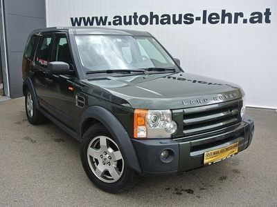 used Land Rover Discovery 3 2,7 TdV6 SE Aut.