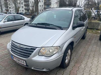 gebraucht Chrysler Voyager RG/YN27/05 Kombi / Family Van