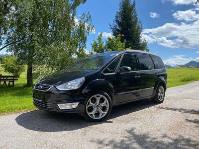 gebraucht Ford Galaxy 2.2 TDCi Titanium Kombi / Family Van