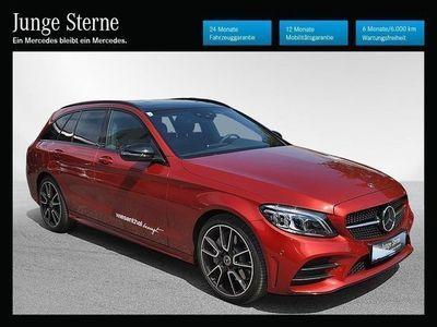 gebraucht Mercedes C300 d 4MATIC T-Modell