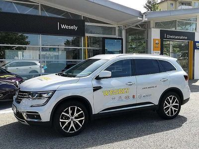 gebraucht Renault Koleos dCi 190 4WD Intens X-Tronic Aut.