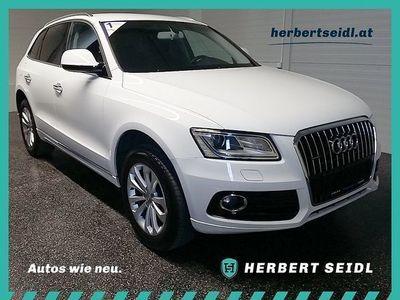gebraucht Audi Q5 2,0 TDI quattro **NAVI, XENON** SUV / Geländewagen,