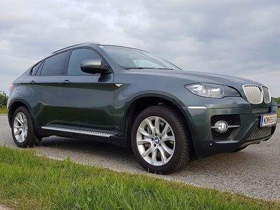 gebraucht BMW X6 xDrive50i E71 FULL REAR SEAT ENTERTAINMENT SUV / Geländewagen