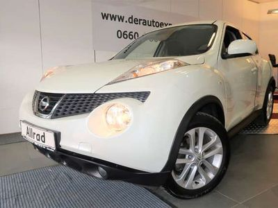 gebraucht Nissan Juke 1,6 DIG-T Tekna Aut., ALLRAD, wenig KM, wie NEU !