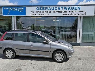 gebraucht Peugeot 206 Grand Filou Cool SW