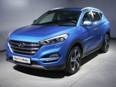 gebraucht Hyundai Tucson 2,0 CRDI 4WD Style Aut.