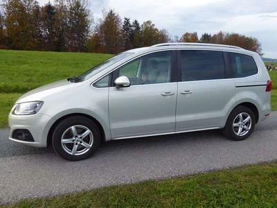 gebraucht Seat Alhambra Style 2,0 TDI CR DPF Kombi / Family Van