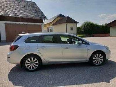 gebraucht Opel Astra Turbo Navi Leder ... Kombi / Family Van,