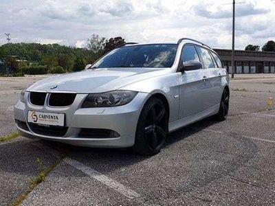 gebraucht BMW 320 3er-Reihe d Touring Österreich-Paket Kombi / Family Van