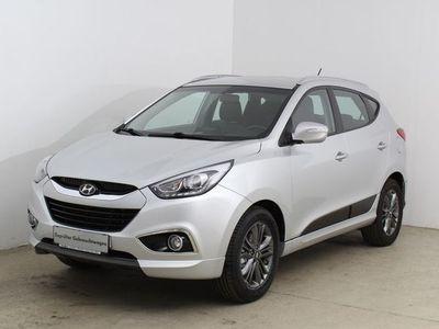 gebraucht Hyundai ix35 1,7 CRDi GO