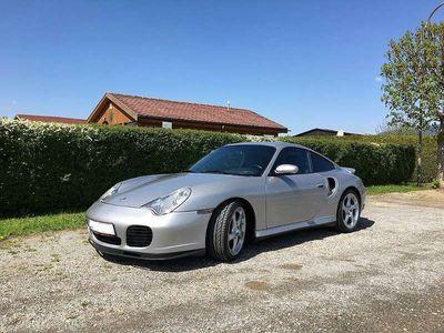 gebraucht Porsche 911 Turbo Youngtimer, 111-Pkt Check; € VB Sportwagen / Coupé