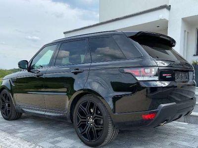 gebraucht Land Rover Range Rover Sport 3,0 TDV6 HSE Dynamic