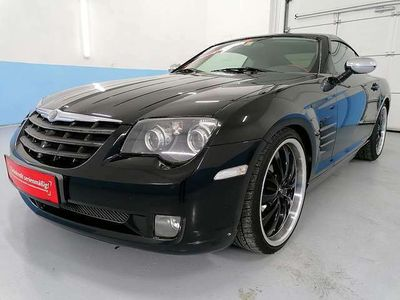 gebraucht Chrysler Crossfire 3,2 V6 Aut.*KOMPRESSOR*330PS*Sofort Finanzierung m
