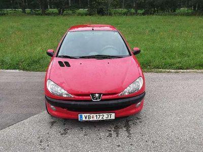 used Peugeot 206 OE3 ED 1.4 5T Klein-/ Kompaktwagen,