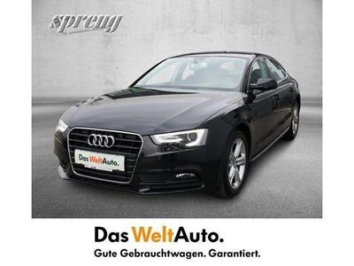 gebraucht Audi A5 2.0 TDI daylight