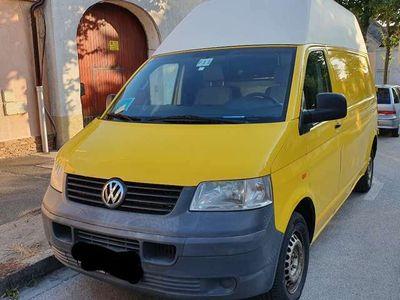 gebraucht VW Transporter T57JE132/WF2/ZP1