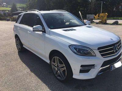 gebraucht Mercedes 250 M-KlasseSUV / Geländewagen