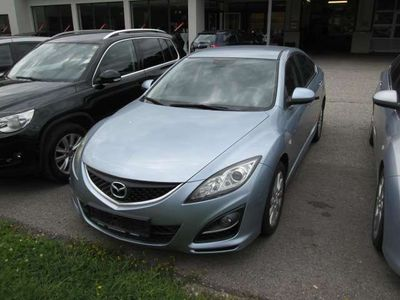 gebraucht Mazda 6 6Sport CD129 TE Limousine,