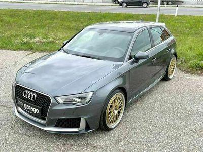 gebraucht Audi RS3 2,5 TFSI quattro S-tronic 1 Besitz Service NEU