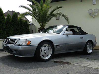 gebraucht Mercedes 280 SL-Klasse SLRoadster Aut. Cabrio / Roadster