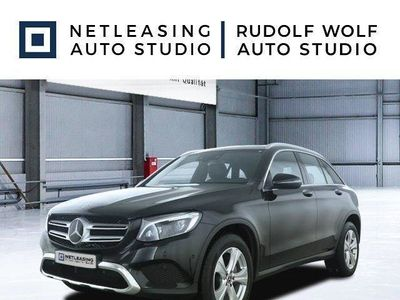 gebraucht Mercedes GLC220 d 4M AMG+Exclusive+FahrassisPlus+ILS+Kam